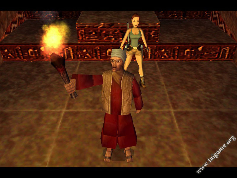 the last revelation Tomb raider: the last revelation 100% complete walkthrough.