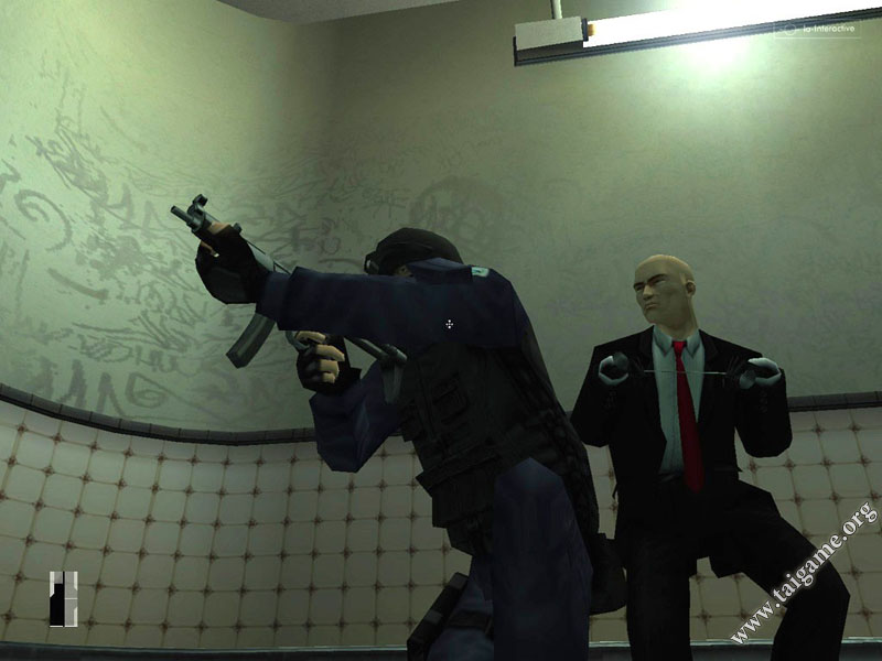 Hitman 3 Contracts Compressed PC Game Free Download 144MB