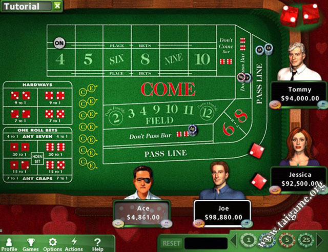 free casino card games