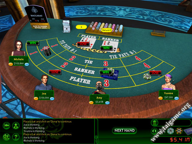 free card games casino