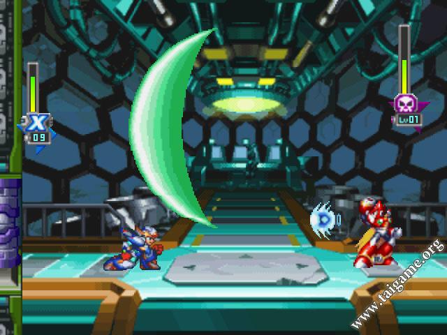 megaman x4 pc game  free