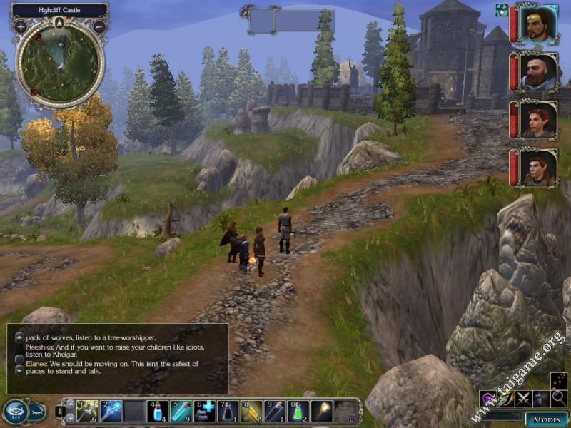 Скачать Neverwinter Nights 2 бесплатно и без регистрации (7.57 ГБ) .