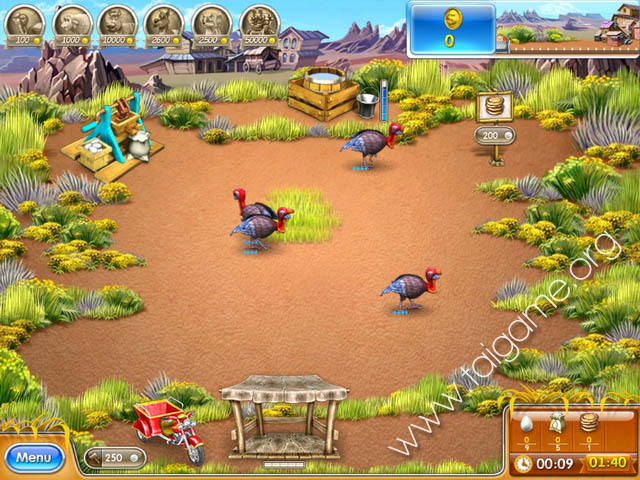 Farm Frenzy 3: American Pie - Download Free Full Games