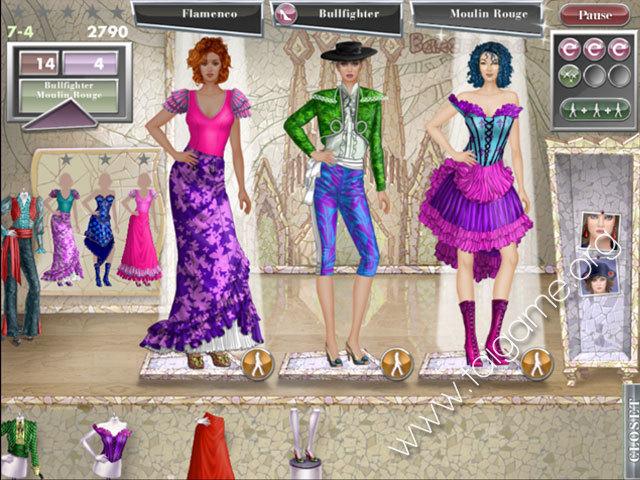 Dress Up Games Fashion Designer World Tour