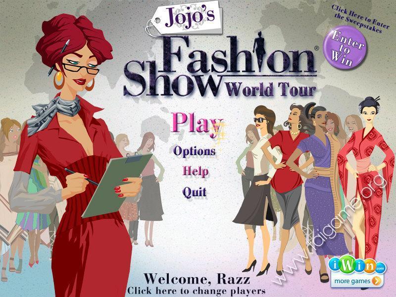 Fashion designers games world tour 2