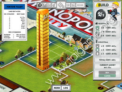 Monopoly City - Download Free Full Games | Brain Teaser games