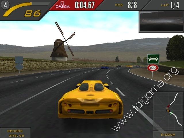 Nfs  Se Game Cars