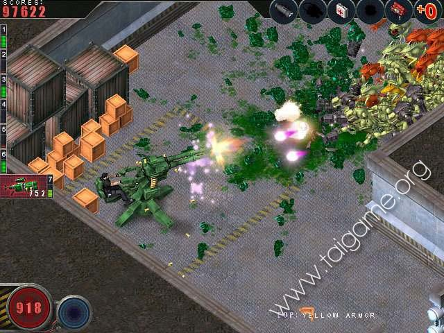 alien shooter 2 free download for windows xp