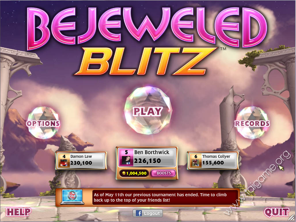 Bejeweled blitz live full game free pc, download, play. Beje by.