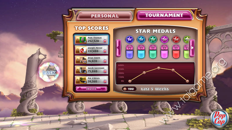 how to make multipliers appear in bejeweled blitz