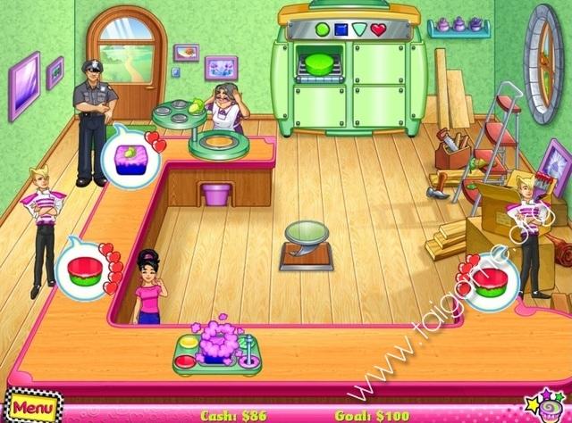 choi game cake mania 2 online