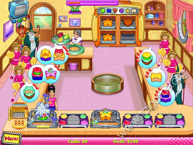 Cake Mania Game Free Download