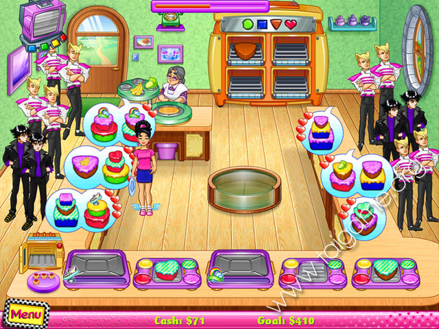 cake mania to the max download full game