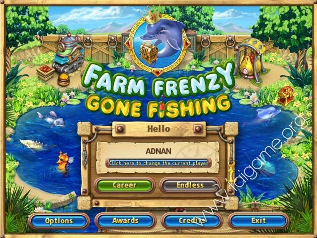 Farm Frenzy – Gone Fishing - Download Free Full Games | Time