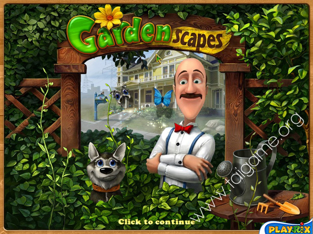 Gardenscapes - Download Free Full Games | Hidden Object games