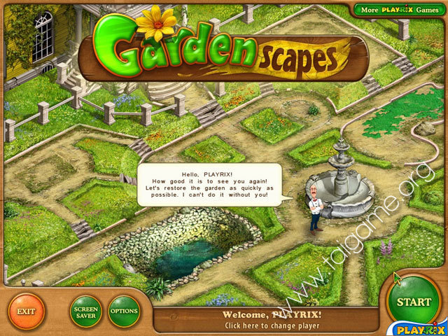 Gardenscapes Video Gardenscapes Picture1 Gardenscapes Picture2 Gardenscapes  Picture3 ...