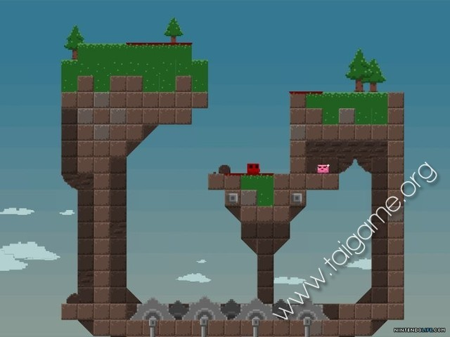 super meat boy flash game