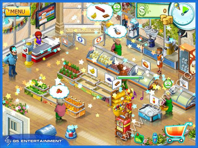 Supermarket Mania 2 Game 3.0
