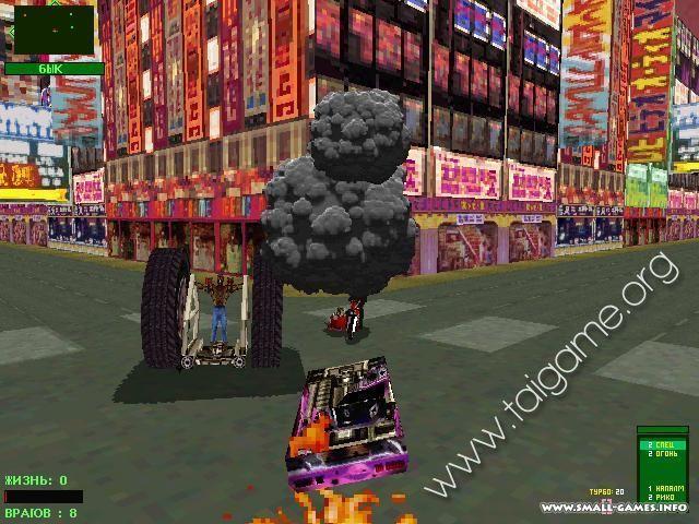 Twisted Metal 2 - Tai game | Download game Hành động