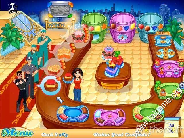 Cake Mania 3 Free Download « IGGGAMES