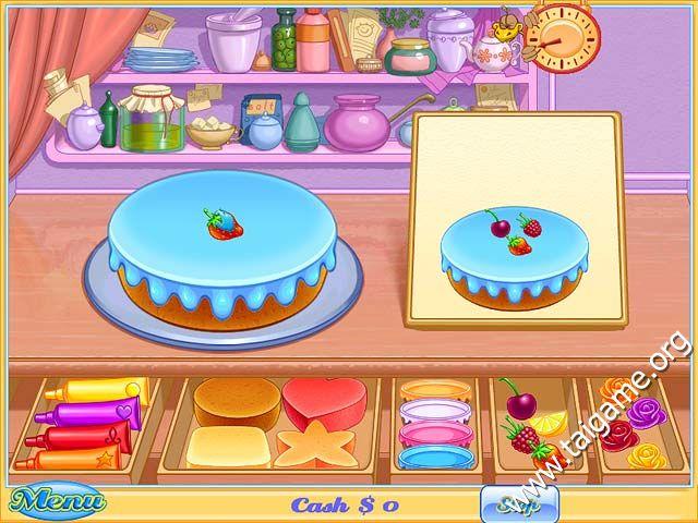 cake mania 3 free
