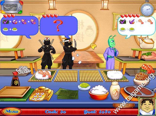 gioco cake mania da