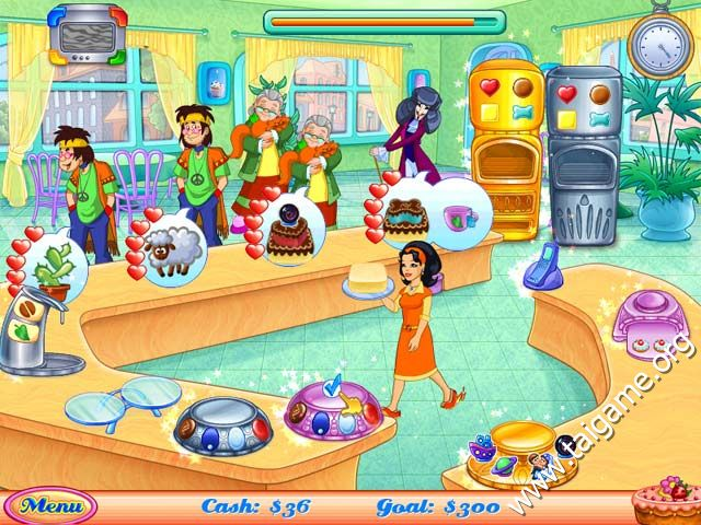 Cake Mania For Free Download