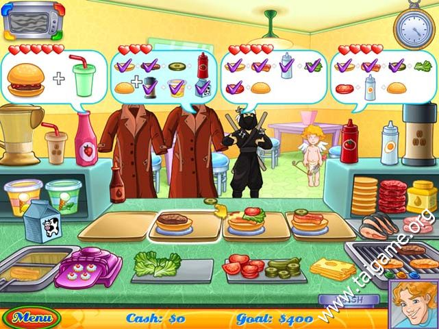 Cake Mania Celebrity Chef Iphone for iOS - Free downloads ...
