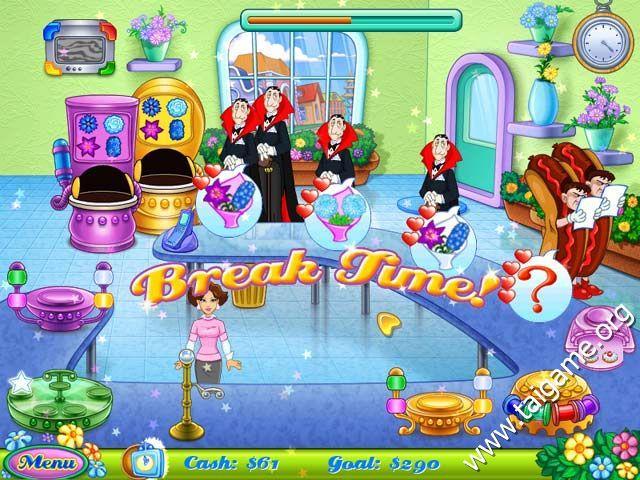 Cake Mania Celebrity Chef Game