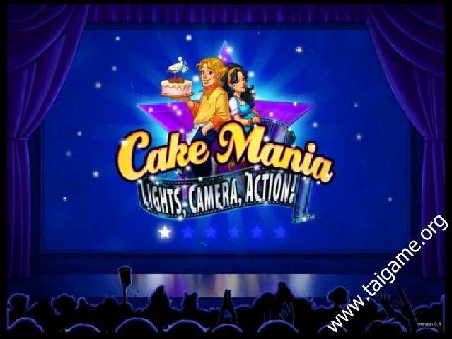 Cake mania celebrity chef pc