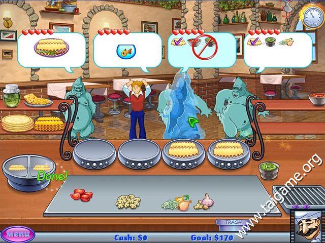 Game Cake Mania Celebrity Chef Lite APK for Windows Phone