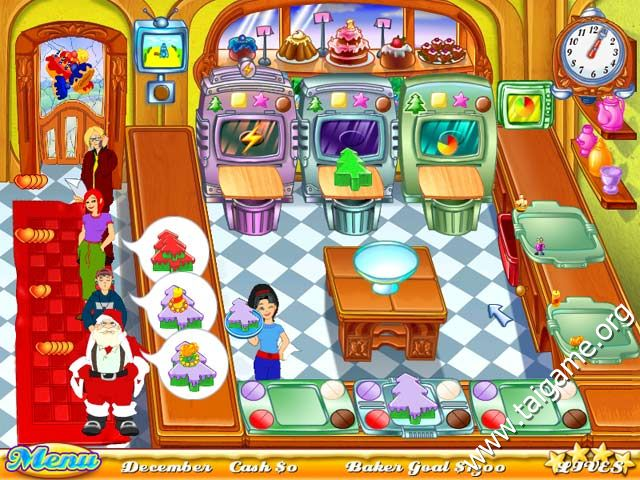 Cake Mania Back To The Bakery Download