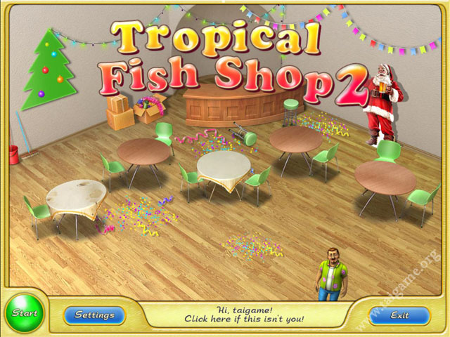 Tropical fish shop 2 tai game download game x p h nh for Tropical fish shop