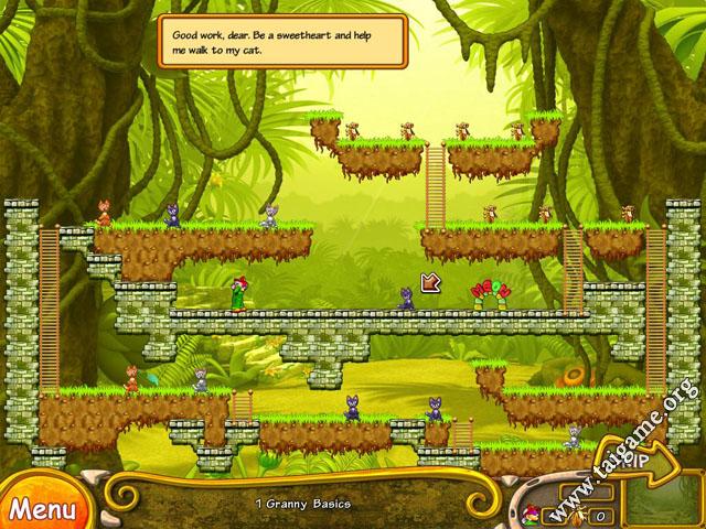 Super Granny 6 (free version) download for PC