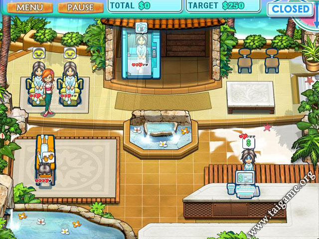 Free Download Sally s Spa Game or Get Full Unlimited Game Version