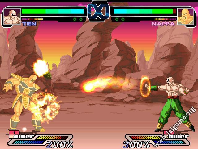 Dragon Ball Z MUGEN Edition 2011 - Tai game | Download game