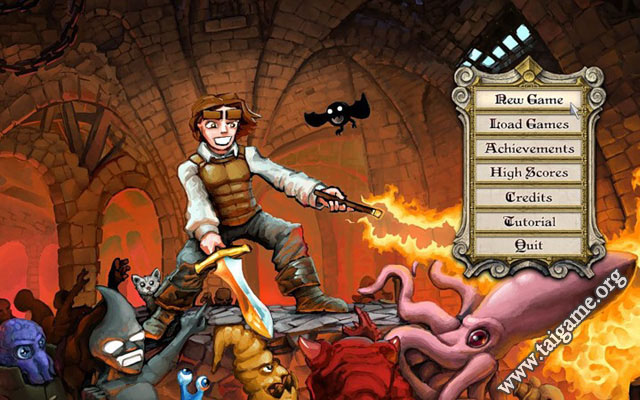 Dungeons Of Dredmor - Download Free Full Games