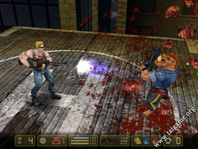 Duke Nukem Manhattan Project Download Free Full Games