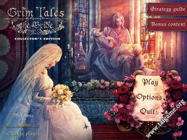 games grim tales bride