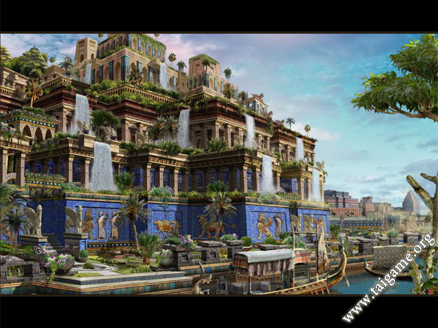 Hanging gardens of babylon download free full games hidden object games for When was the hanging gardens of babylon destroyed