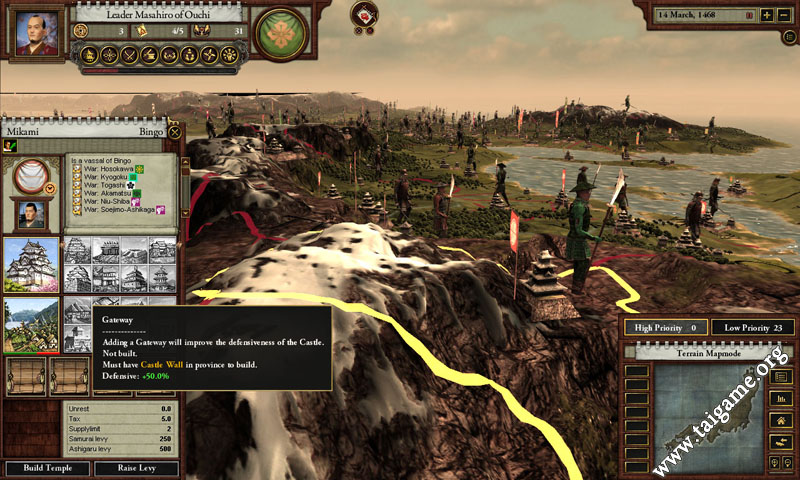 Sengoku - Tai game | Download game Chiến thuật