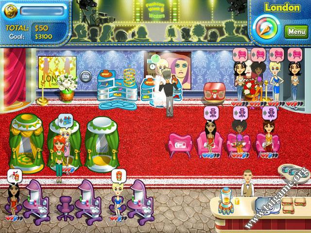 Juliette S Fashion Empire Game