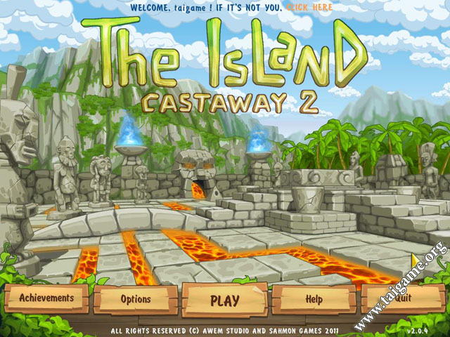 The Island Castaway  Download Free Full