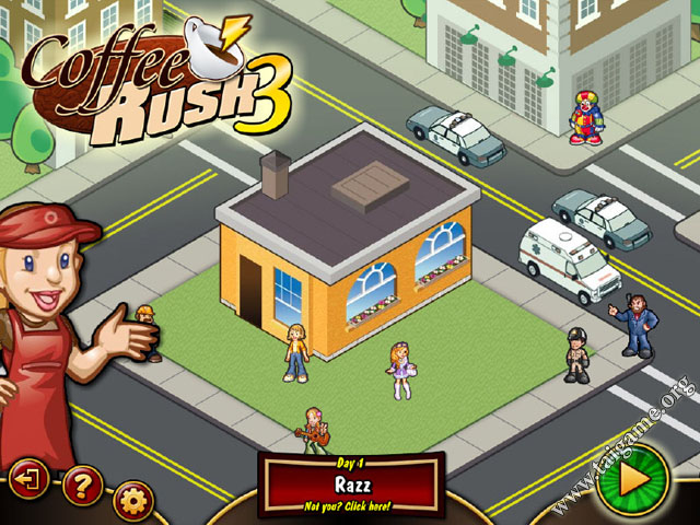 Get the full version of Coffee Rush for 2.99