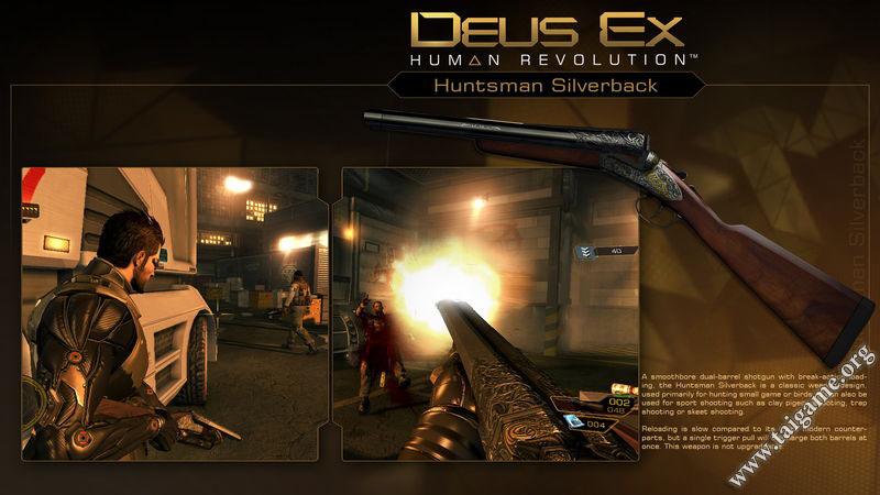 how to install end for deus ex human revolution