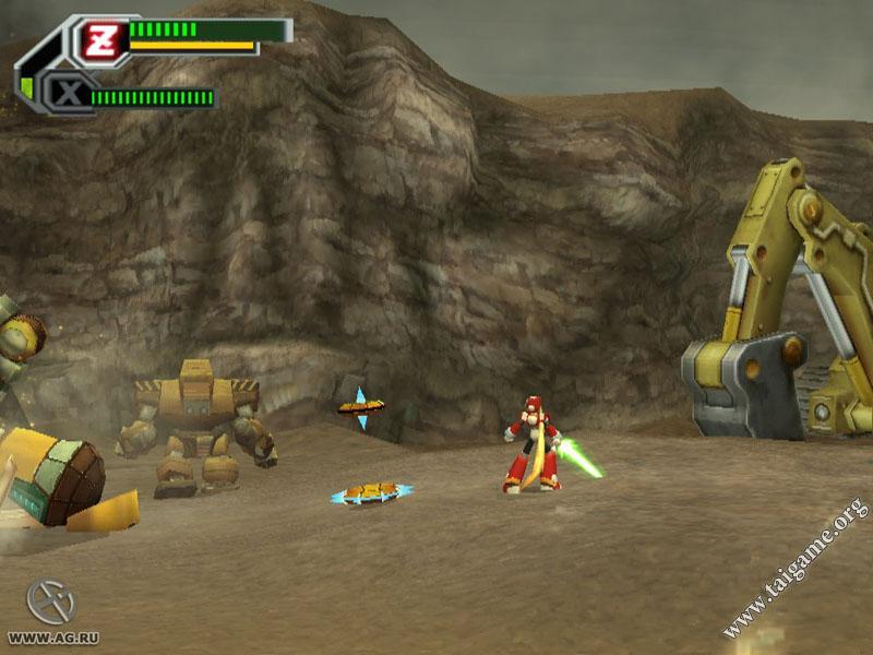 Download Megaman X8 Full Version