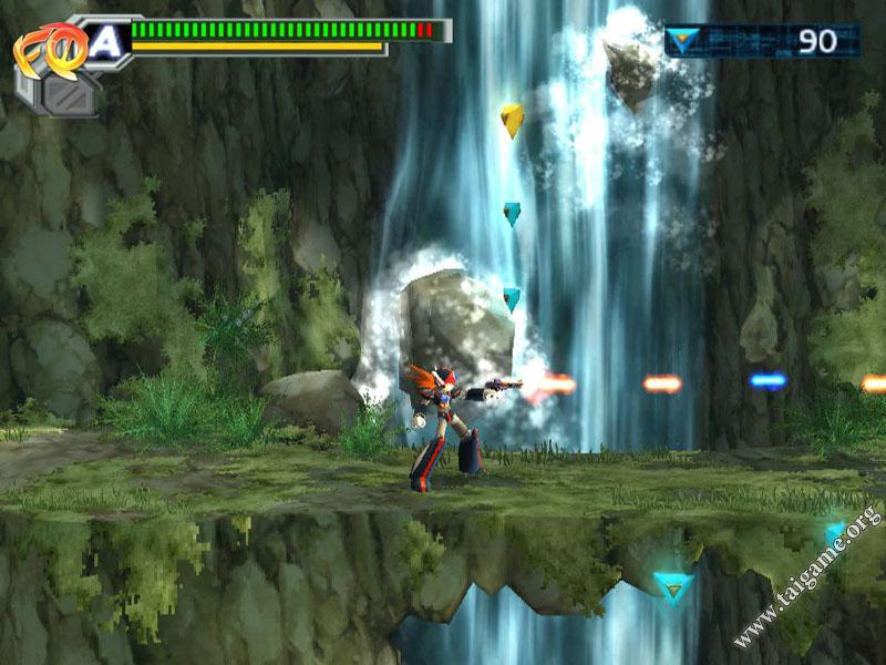Megaman X8 Игру