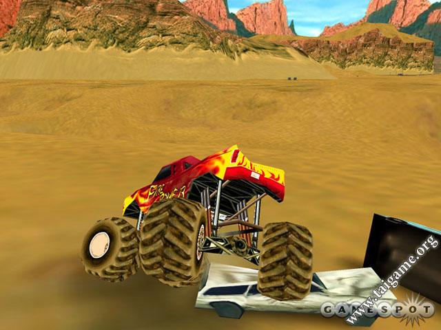 monster truck nitro full game download free
