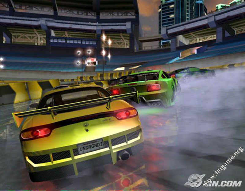 Need for Speed: Underground 2 (NFS: Underground 2 ...