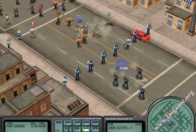 Riot Police Download Free Full Games Strategy Games